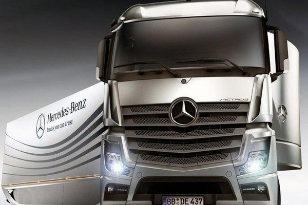 Mercedes-Benz Aero Trailer (Аэро Трейлер)