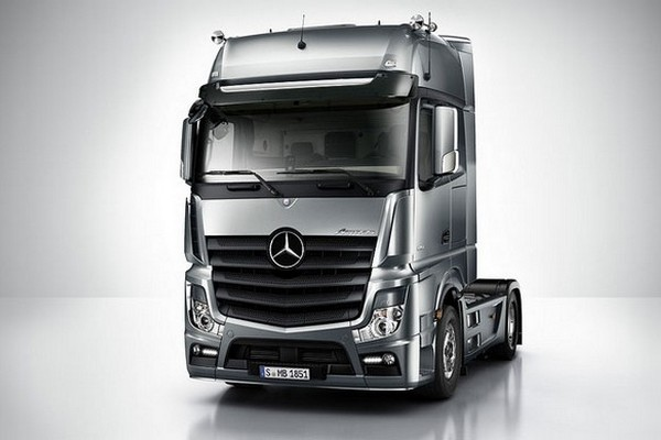 Mercedes-Benz Actros (Мерседес-Бенц Актрос)
